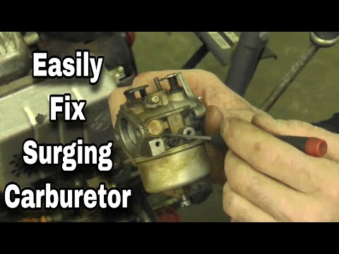 how-to-fix-a-surging-carburetor-with-taryl