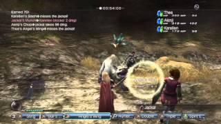 White Knight Chronicles II Online - Monumental Treasure I Quest (S-Rank)