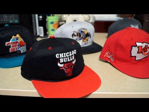How to Restore Vintage Snapbacks! Do it yourself! DIY