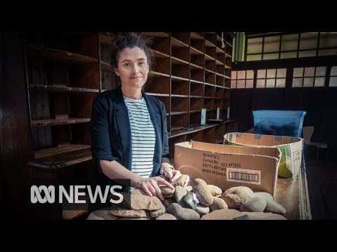 Ancient Aboriginal artefacts uncovered in Australian 'Antiques Roadshow'
