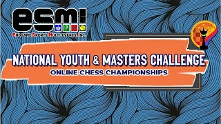 NATIONAL YOUTH & MASTERS CHALLENGE ONLINE CHESS CHAMPIONSHIPS