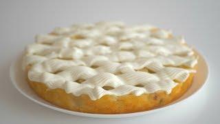 Перевёрнутый пирог с яблоками. Супер яблочный, нежный, ароматный
