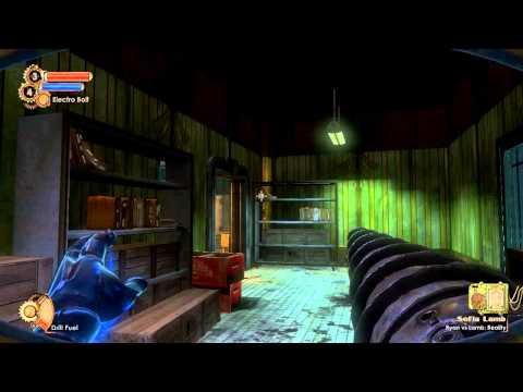Sofia Lamb - Ryan vs Lamb: Reality (BioShock 2 Audio Diary) [HD]