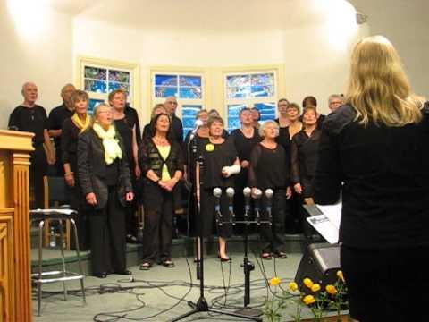 Happy Voices singing