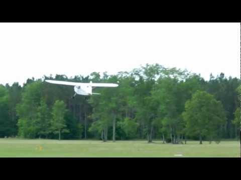 Stinson 10A take off