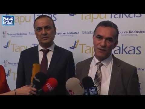 Murat ULUS ve Davut GÜNEY Röportajı / Emlak Rotası