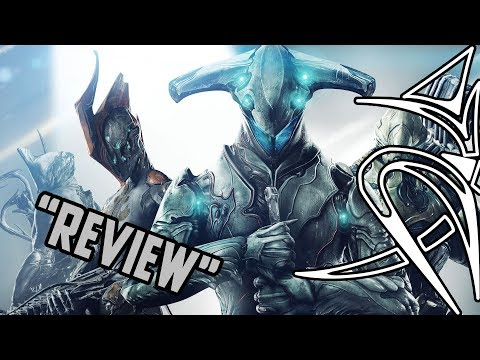 "Warframe ""review"" thumbnail"
