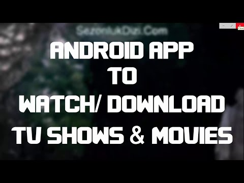 Best Android App (FREE) To Watch/download TV Shows & Movies