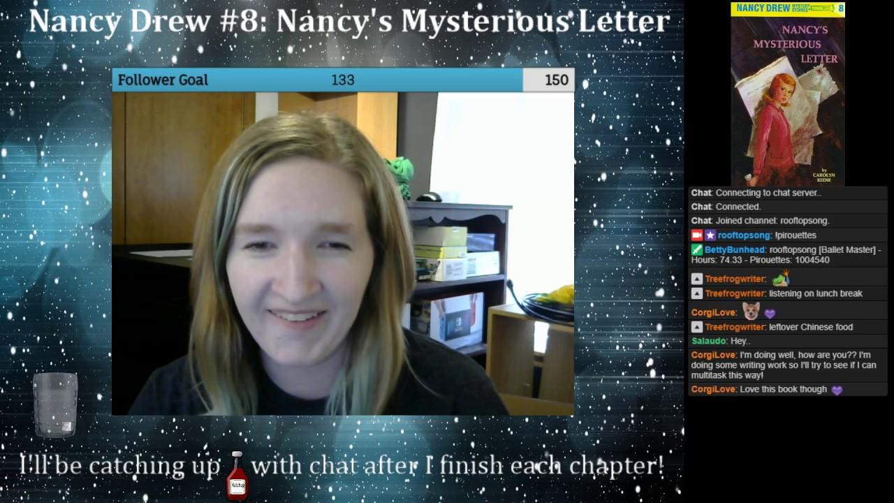 Nancy Drew Stream