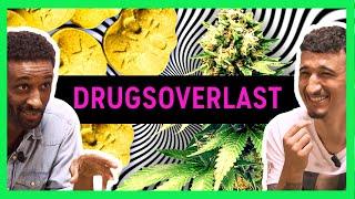 NESIM en FUAD lossen DRUGSPROBLEMEN op! - Comedians Solve World Problems