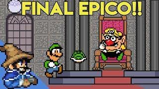Luigi vs Wario!! - Jugando Super Mario Land 2 con Pepe el Mago (FINAL)