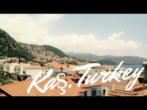 Kats of Kaş | Turkey Travel Vlog