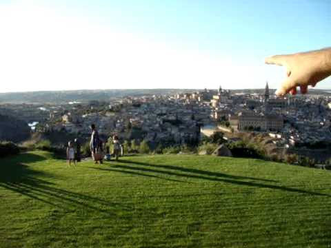 Brief Tour of Toledo Spain with Christa Campbell