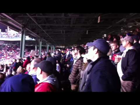 """""""Sweet Caroline"""" by Red Sox Nation"""