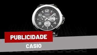 Packshot Still Relógios Casio nova linha