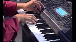 Hướng dẫn soạn mẫu đệm đàn cho organ (Keyboard)
