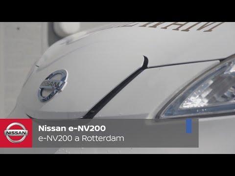 NISSAN e-NV200 A ROTTERDAM