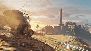Vehicle Game - WWISE / Unreal Engine 4 Walkthrough