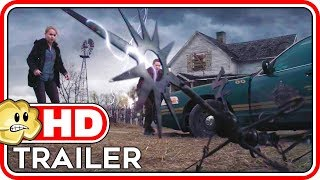 Devil's Gate Official Trailer HD (2018) | Milo Ventimiglia, Bridget Regan | Horror, Sci Fi Movie