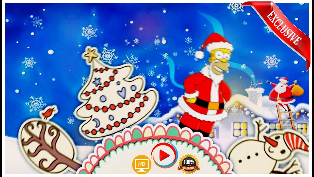 Awesome New Year Merry Christmas Greeting Video 2016 Special Song