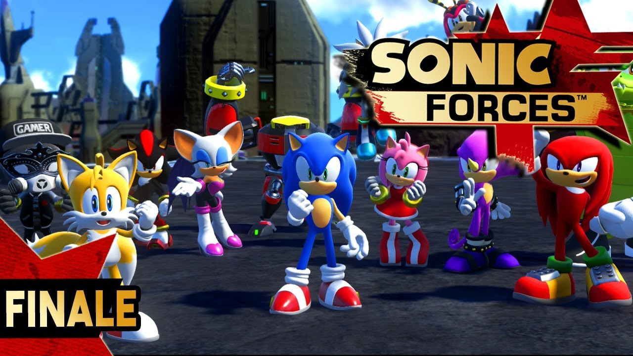 Sonic Forces 2020 Crack With Activation Code+Keygen Free Download