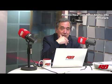Professor Villa comenta denúncia de desvios nas universidades estaduais de SP