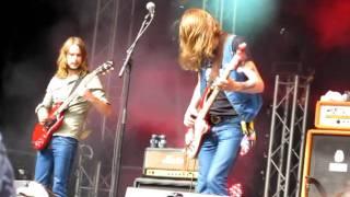 Graveyard - No Good, Mr Holden (Live @ Provinssirock 2011)