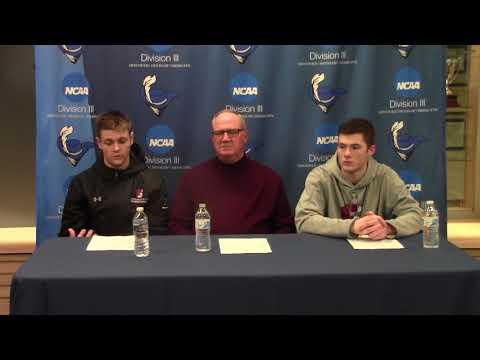 Springfield College NCAA Tournament Second Round Interviews - 3/3/18