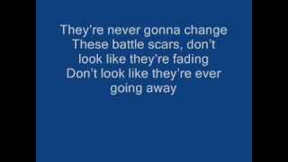 Guy Sebastian Feat. Lupe Fiasco - Battle Scars Lyrics