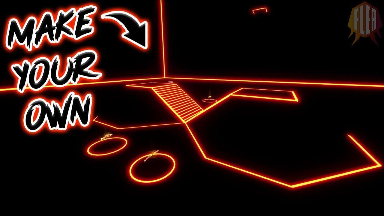 neon  map youtube