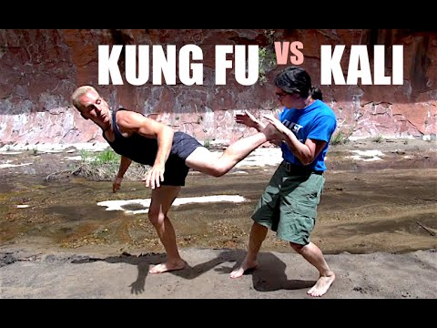 Kung Fu vs Kali - Street Fight
