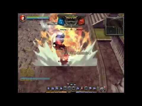 dragon nest europe - daily pvp mix (ripper, destroyer, barbarian, oracle elder)