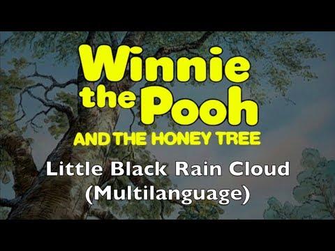 Winnie the Pooh and the Honey Tree -  Little Black Rain Cloud (Multilanguage)