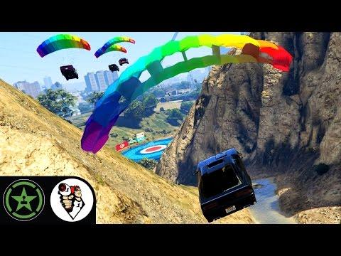 Let's Play - GTA V - Special Cunning Stunts