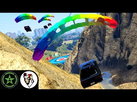 Let's Play: GTA V - Special Cunning Stunts