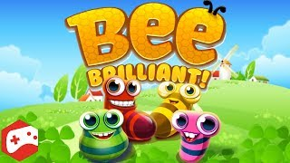 Bee Brilliant (By Tactile Games) iOS/Android Gameplay Video screenshot 1