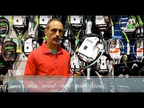 Sportsystem Head Speed Graphene Touch