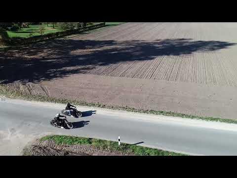 Harley Bobber Umbau