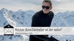 Welcher Bond-Darsteller ist der beste? | Aktennummer 050