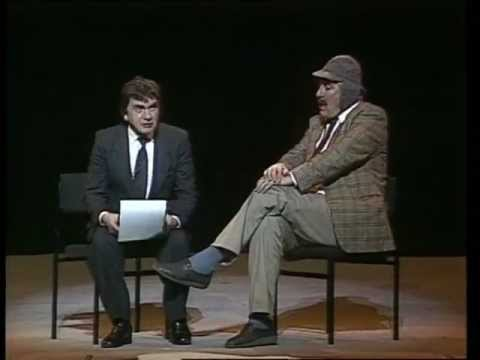 Secret Policeman's Ball: Peter Cook and Dudley Moore 'Frog and Peach'