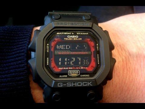 13 окт 2013. Испытание качественной копии знаменитых часов g-shock gx-56. Crash test g-shock replica/fake gx-56. В жизни цвет подсветки.