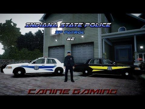 (Gta Iv) Indiana State Police Patrol Day 2