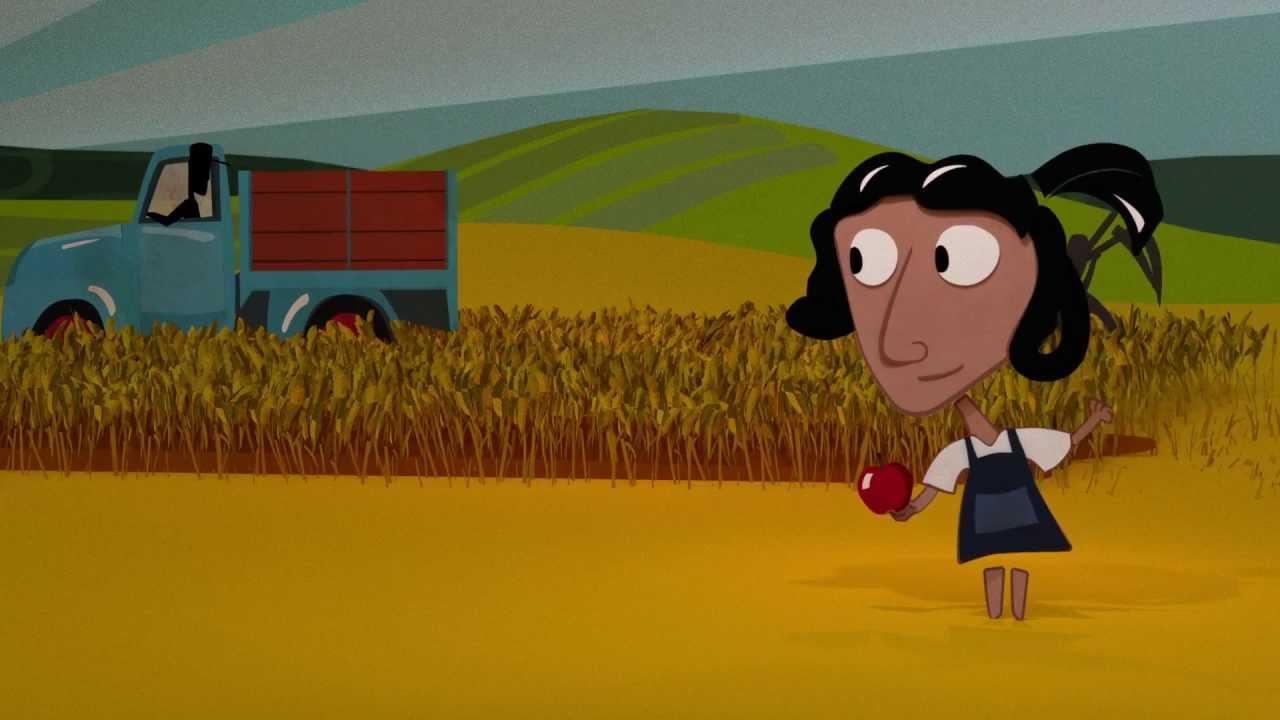 Rosita Aprende Sobre El Dia Mundial De La Alimentacion Dma 2013 Youtube