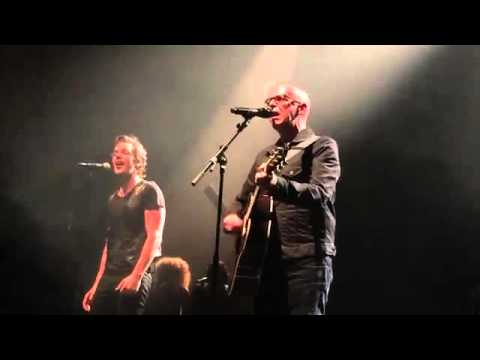RENT - Neil Tennant  & Brandon Flowers (Los Angeles Wiltern 26/09/2015)