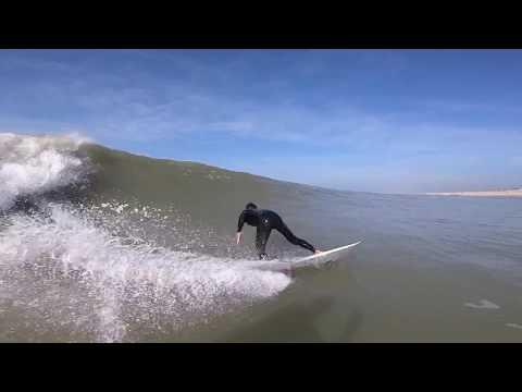 UWL surfboards action
