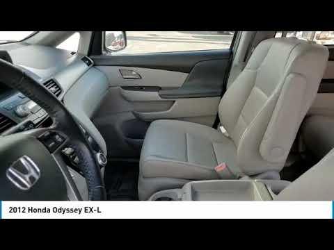 2012 Honda Odyssey Boulder Colorado B086417A