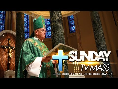 Sunday TV Mass - May 19, 2019 - Fifth Sunday of Easter