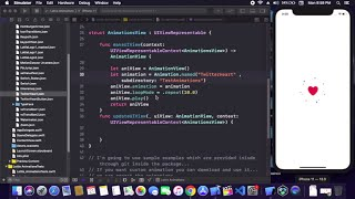 Gambar cover Custom Animations In SwiftUI - Airbnb Lottie Animations In SwiftUI - Lottie Animations In SwiftUI