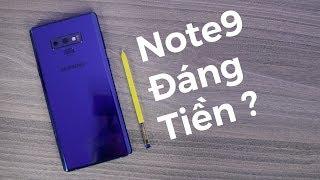 Đánh giá chi tiết Galaxy Note9 - Có đáng đồng tiền không?