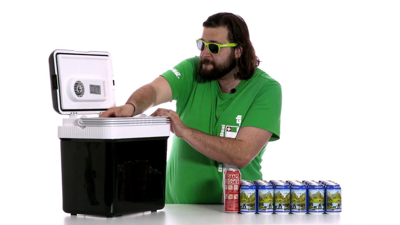 Auto Kühlschrank 12v Lidl : Furber.fresh aq 24l elektrische kühlbox youtube